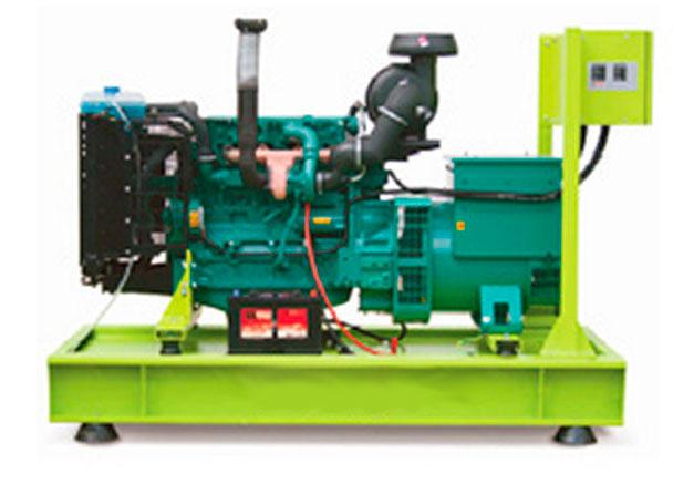 Дизель генератор Дизельный генератор DJ 167 VP Volvo Penta 132 кВт