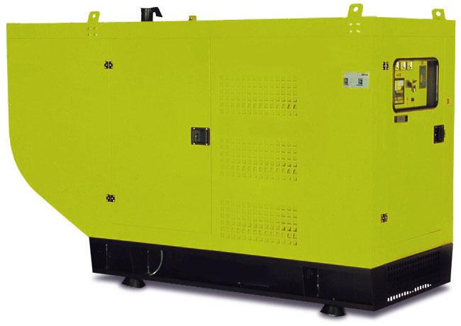 Дизельный генератор Дизельный генератор DJ 305 VP Volvo Penta 240 кВт