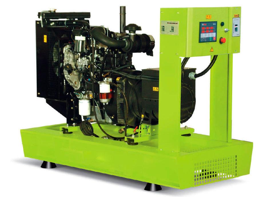 Дизель генератор Генератор Perkins DJ 33 PR дизельный 26,4 кВт