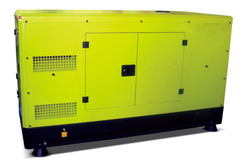 Дизельный генератор Дизельная электростанция DJ 120 NT Inter 96 кВт
