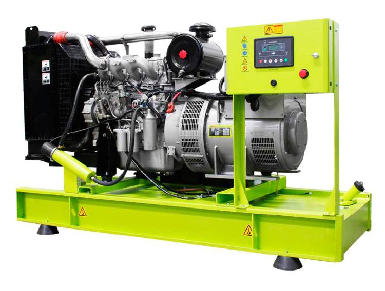 Дизель генератор Дизельная электростанция DJ 120 NT Inter 96 кВт