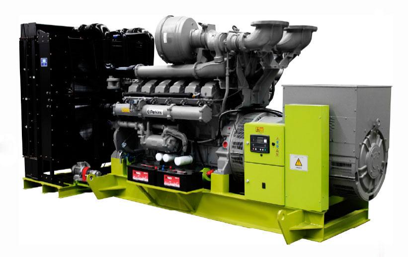 Дизель генератор Генератор Perkins DJ 2000 PR дизельный 1600 кBт
