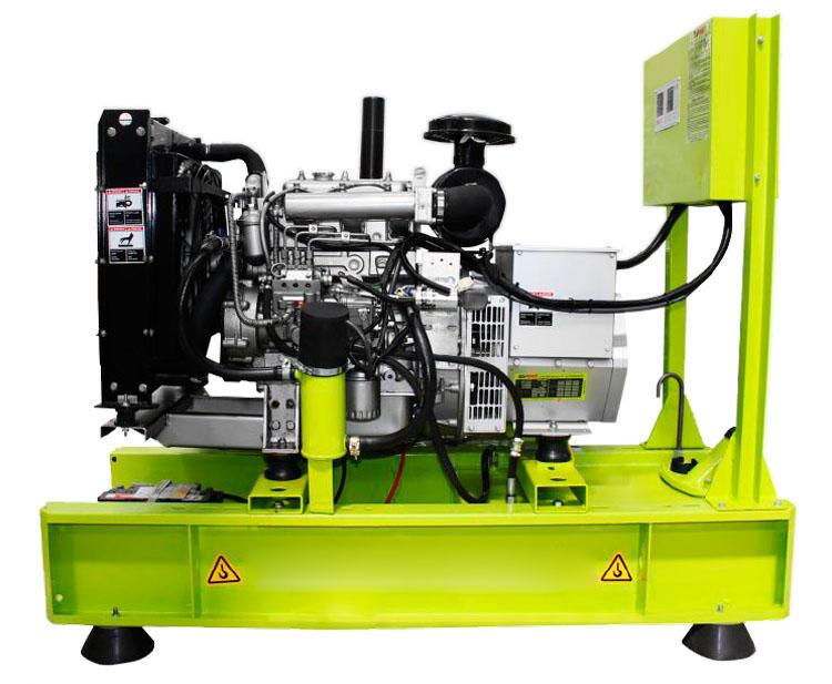 Дизель генератор Дизельная электростанция DJ 33 NT Inter 26,4 кВт