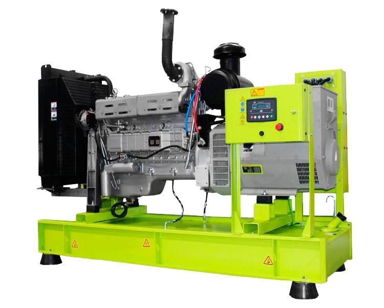 Дизель генератор Дизельная электростанция DJ 165 NT Inter 132 кВт