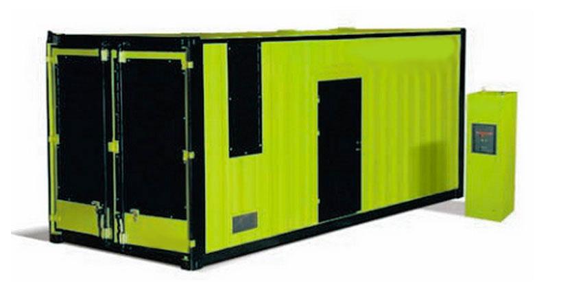 Дизельный генератор Генератор Perkins DJ 700 PR дизельный 560 кBт