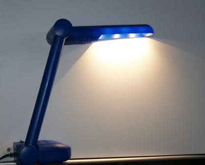 Настольная лампа лед своими руками